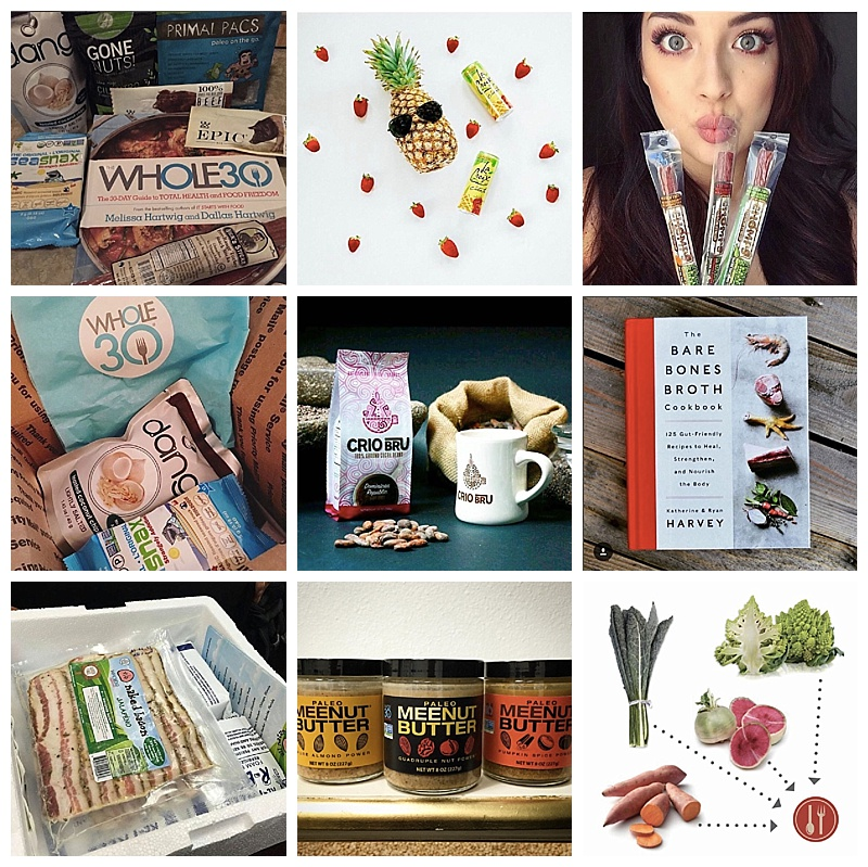 Whole30 Approved Instagram Account