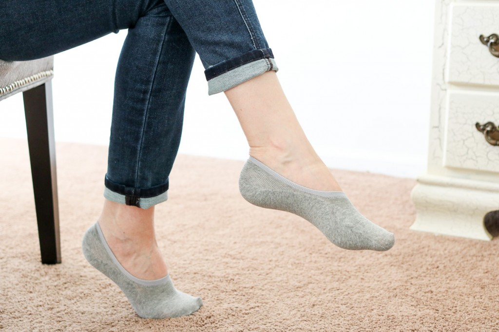 I Found out Which Socks to Wear with Booties