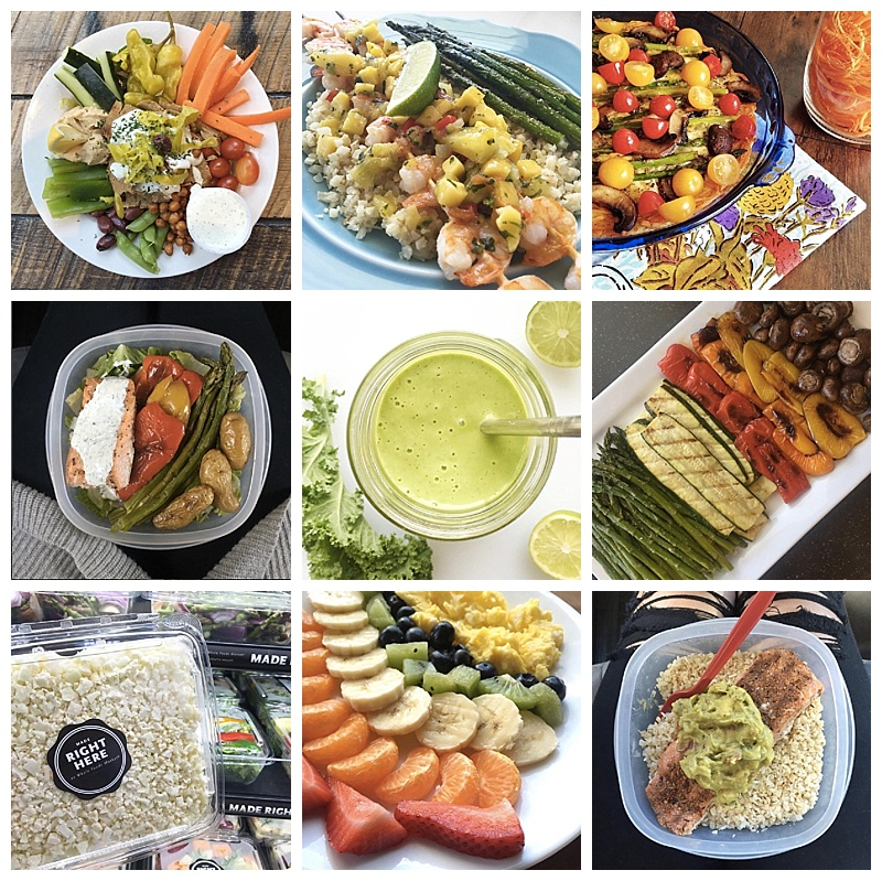 clean eats clean treats Instagram Account
