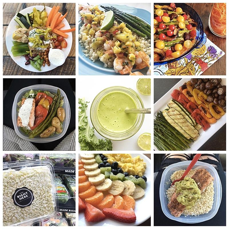 clean eats clean treats Instagram Account