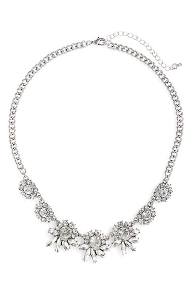 Nordstrom BP statement necklace