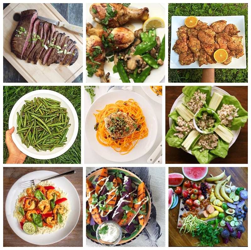 whole30 recipes Instagram account