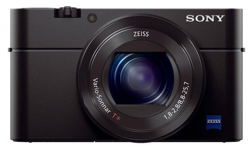 Sony DSC RX III digital camera - blogging tools