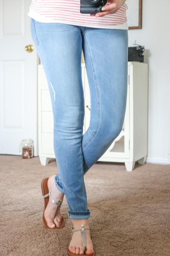 Shauna Skinny Jean from Level 99- Stitch Fix