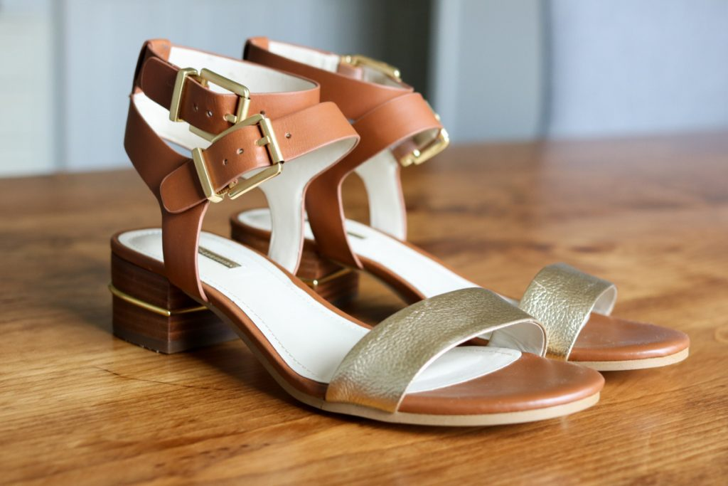 Roger Double Ankle Strap Sandal from BCBGeneration - Stitch Fix