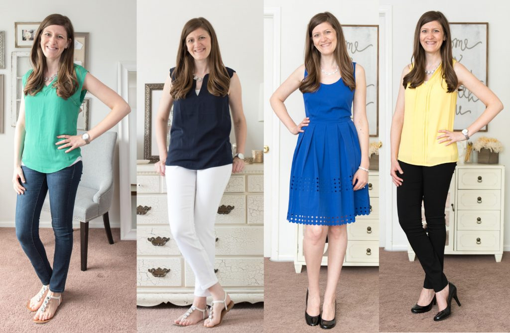July 2016 Stitch Fix Review