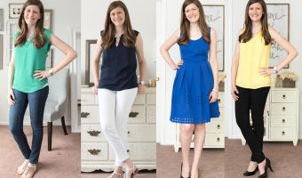 July Stitch Fix Review #38</br>Giveaway and Link-Up