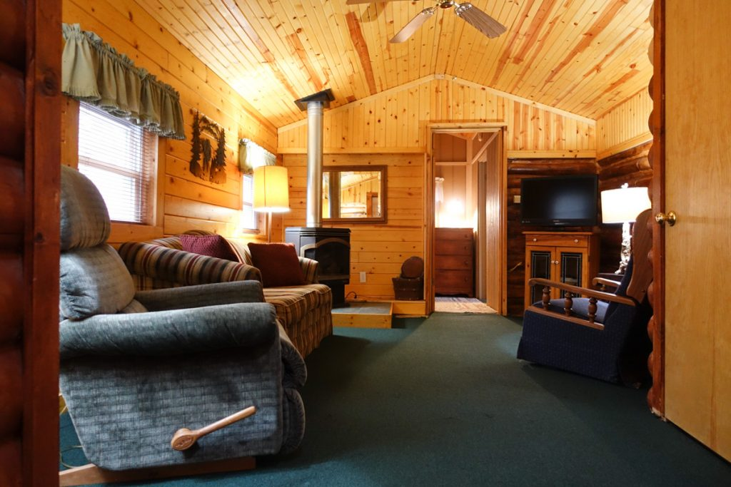 northern Michigan cabin for rent