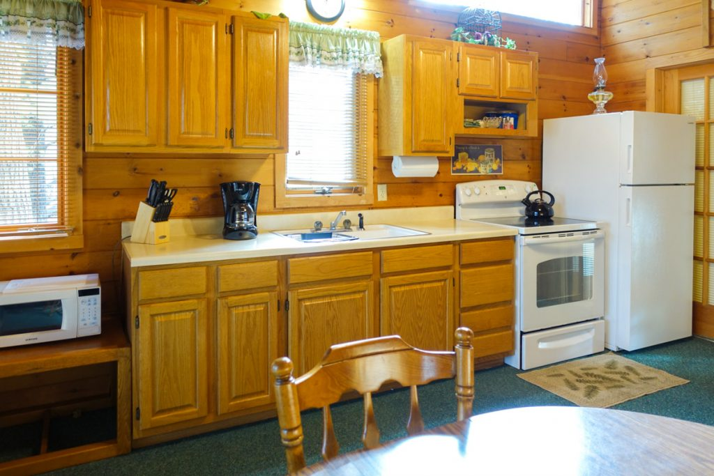 vacation rental in northern Michigan