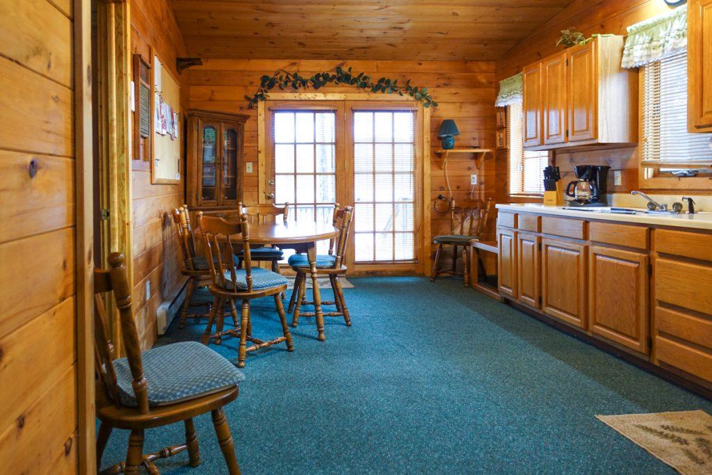 northern Michigan cabin