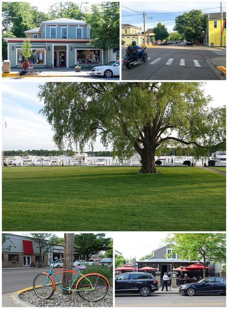 Saugatuck, Michigan - travel bloggers