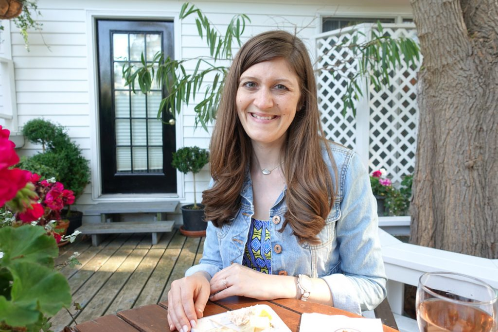 The Wickwood Inn in Saugatuck, Michigan - travel blog post
