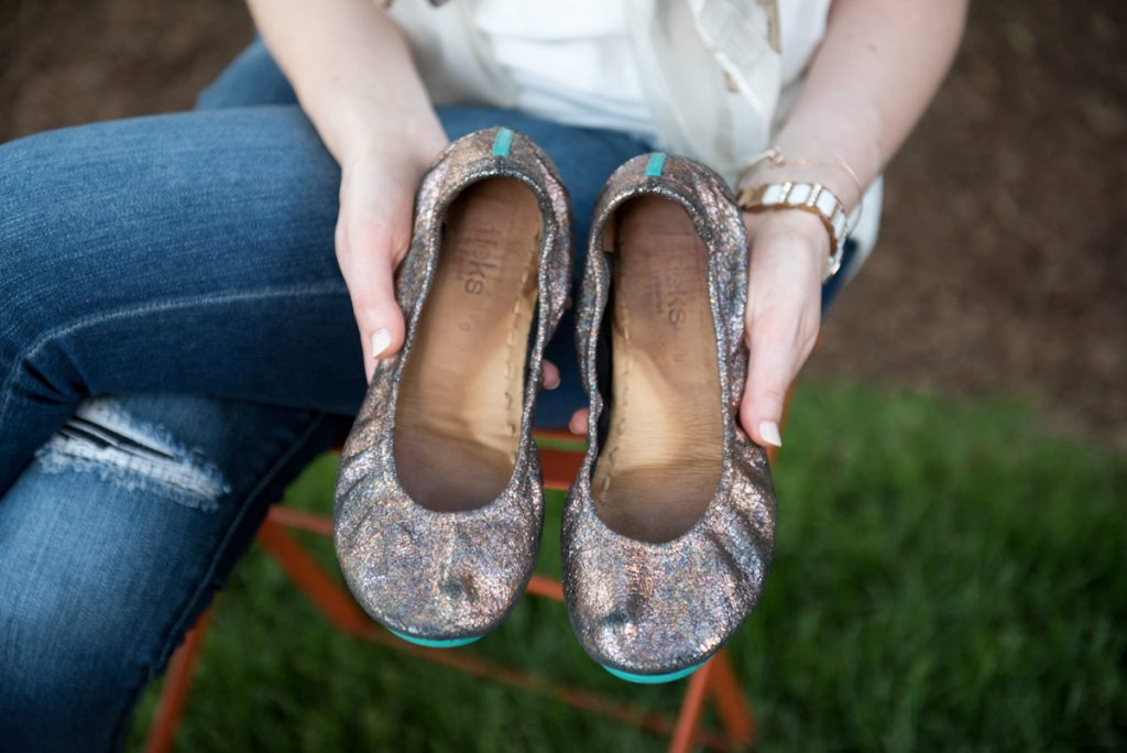 Do Tieks smell? This blogger answers lots of questions about her Tieks