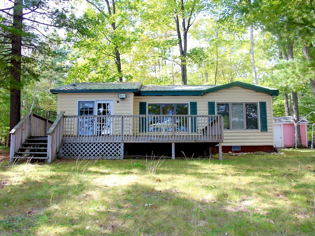 northern Michigan cabin rental