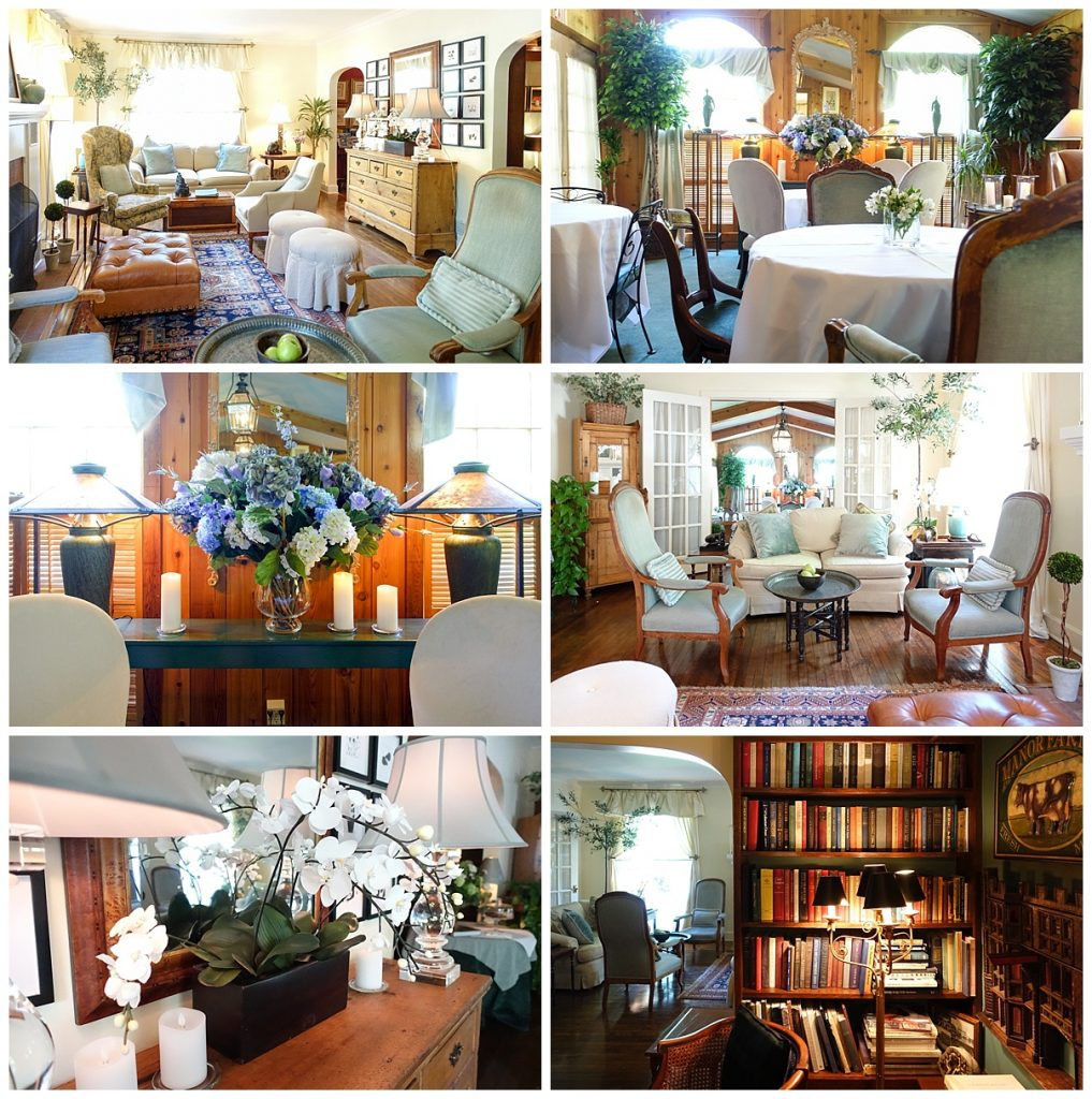 The Wickwood Inn bed and breakfast in Saugatuck, Michigan