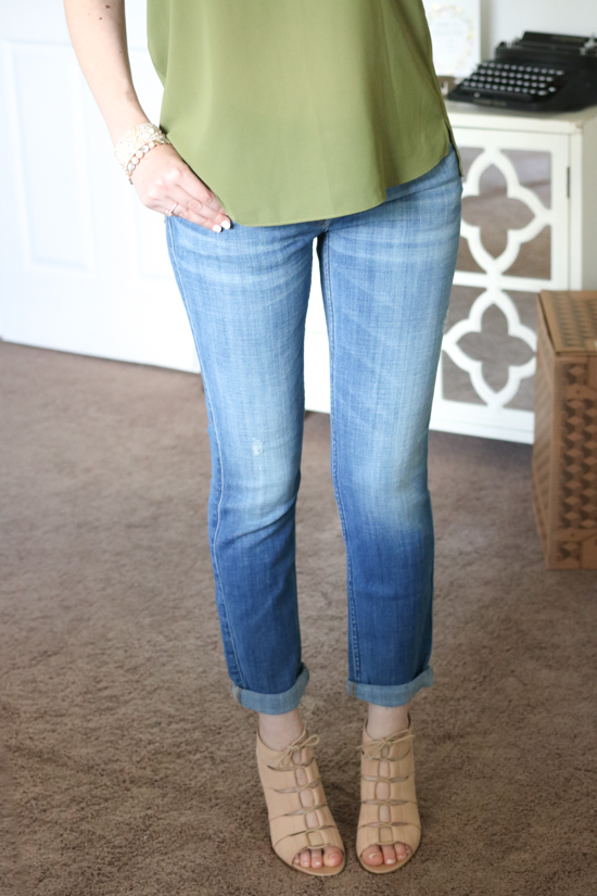 """Josefina"" Boyfriend Jeans from 7 for All Mankind - July Trunk Club Review"