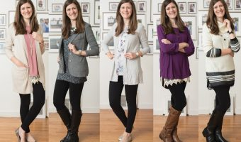 The Perfect Fix to Wear with Leggings:</br> October Stitch Fix Review #41