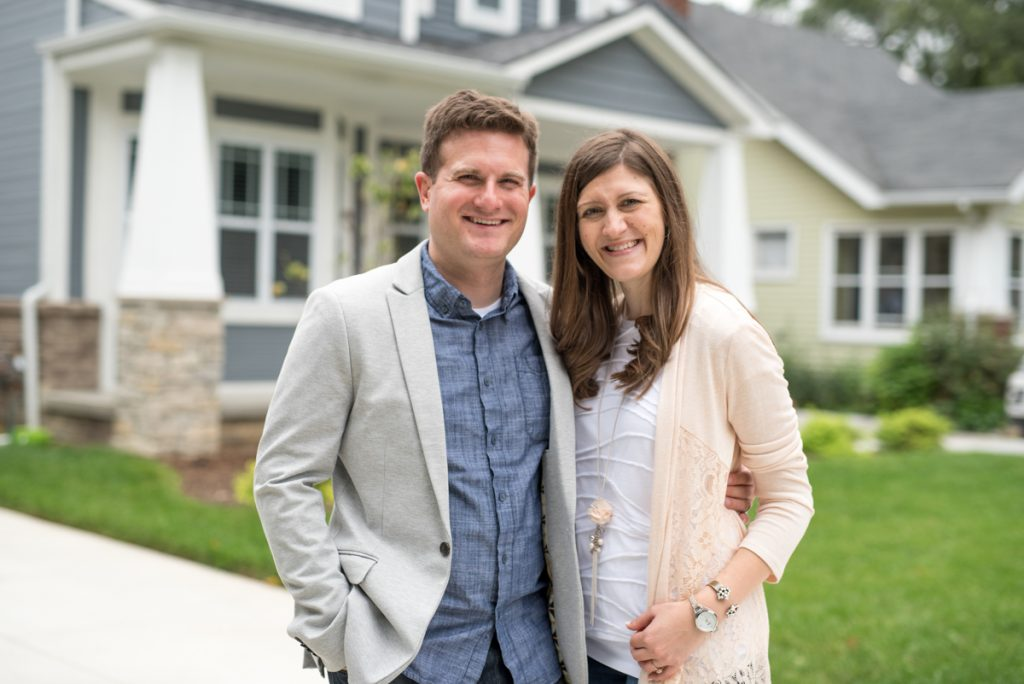 Stitch Fix now styles for men and women - Rob and Maria Gavin from Crazy Together are big fans!