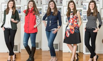 You've Got to See My Fall Stitch Fix Review #42