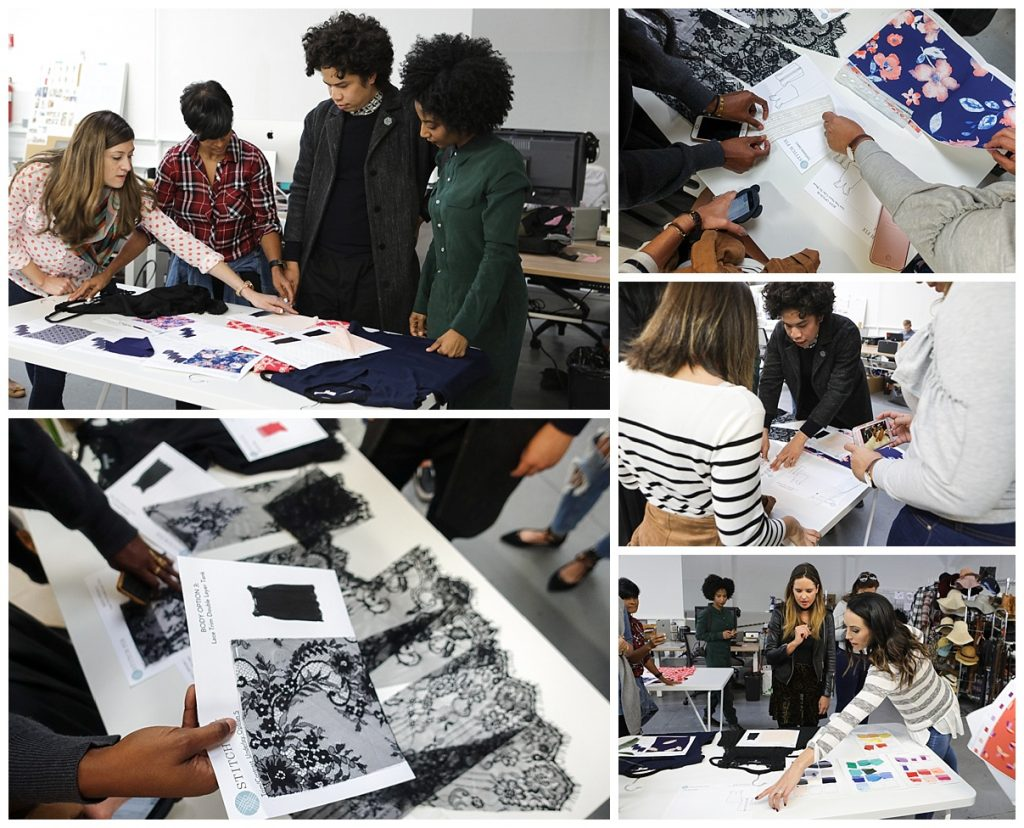 designing Stitch Fix clothes