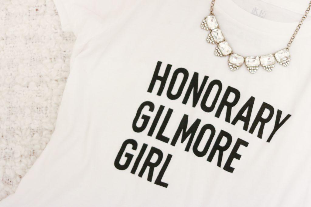 Honorary Gilmore Girl tshirt