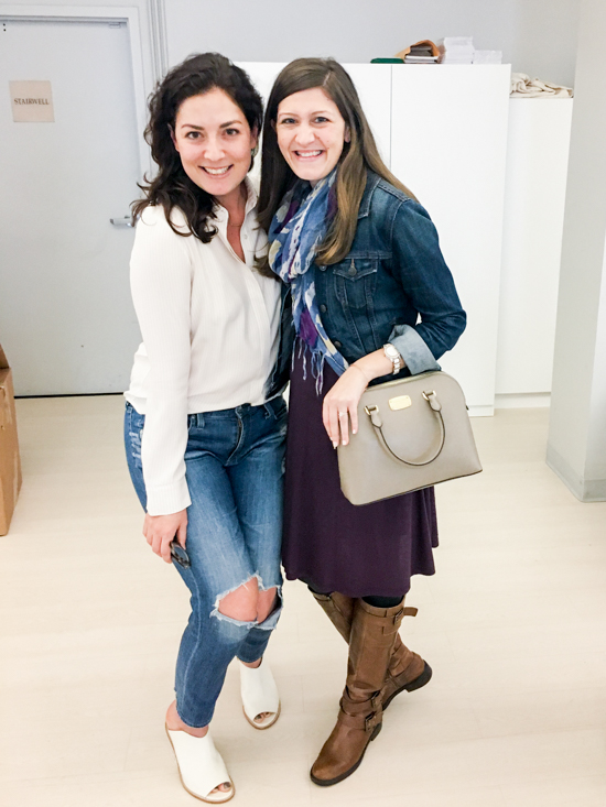 Meet Layla - my favorite Stitch Fix stylist!
