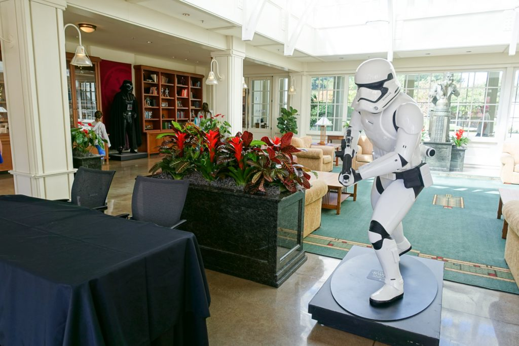 Lucasfilm studio in San Francisco