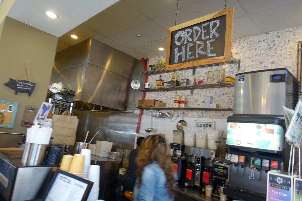 Home Skillet restaurant in San Francisco