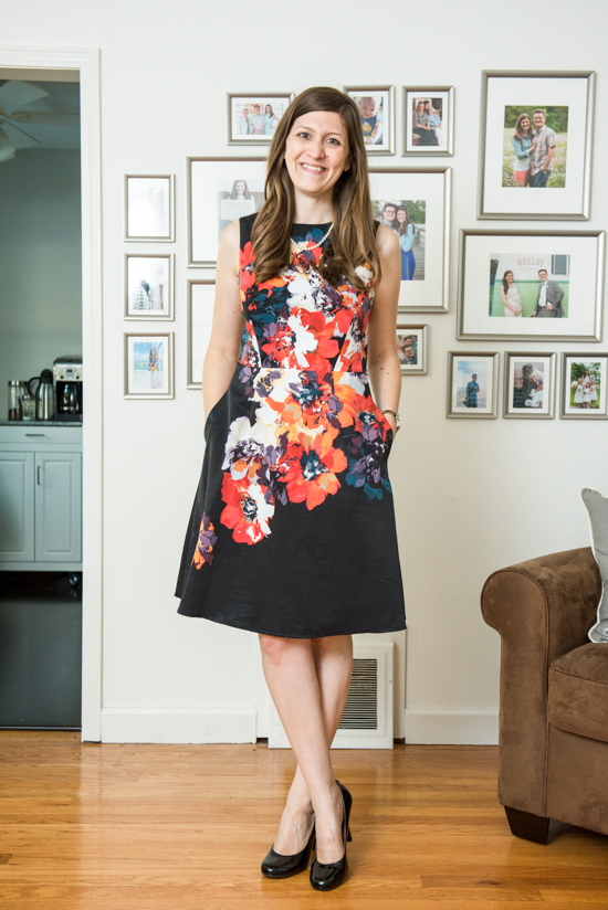 Henrietta Dress from Maggy London - November Stitch Fix review