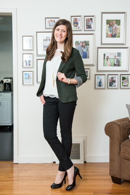 Asa Knit Blazer from Skies are Blue - fall Stitch Fix review