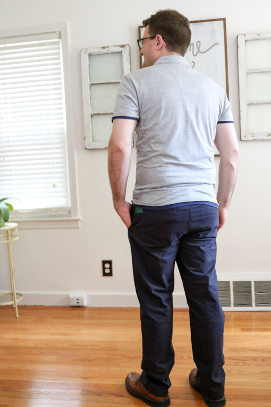 Journey Straight Fit Chino by 7 Diamonds - Stitch Fix Men review