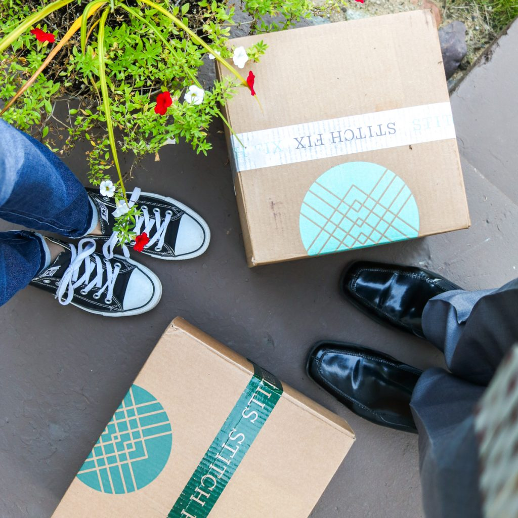 Stitch Fix for Men and Women | Crazy Together blog