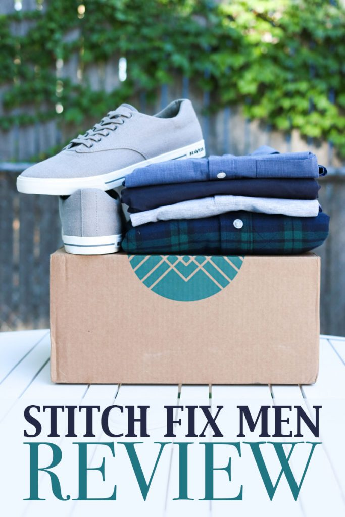 Stitch Fix Men review