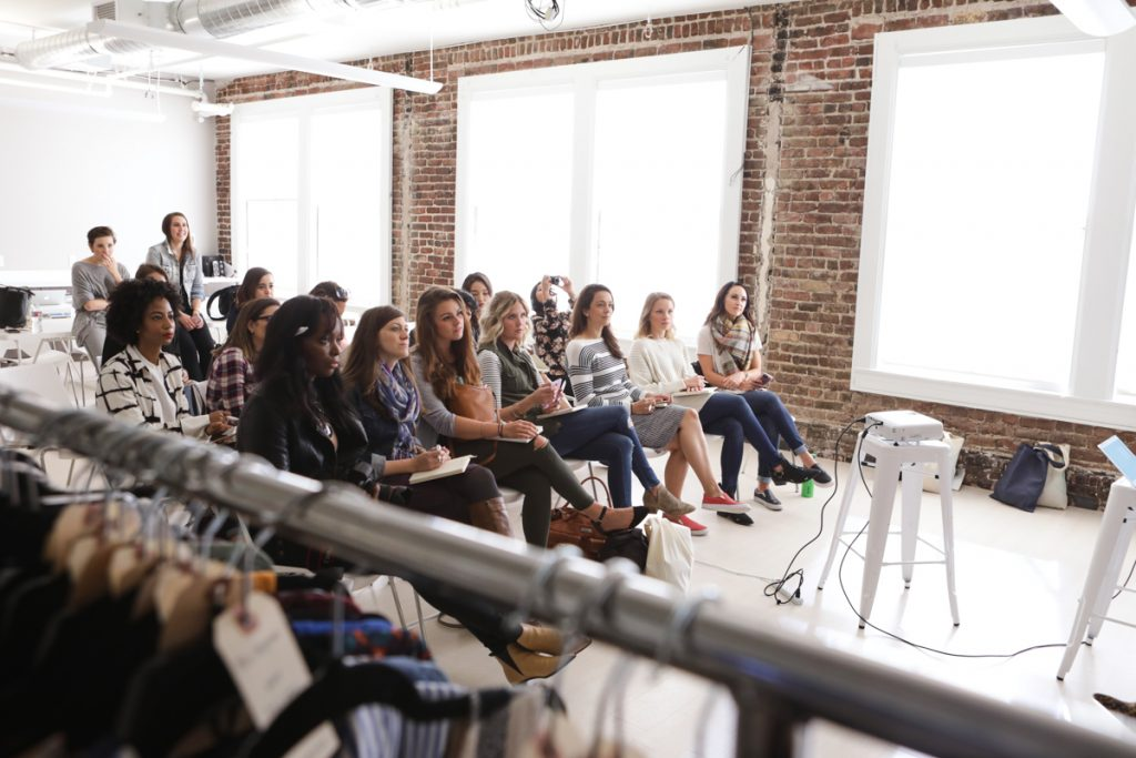 a trip to Stitch Fix headquarters in San Francisco