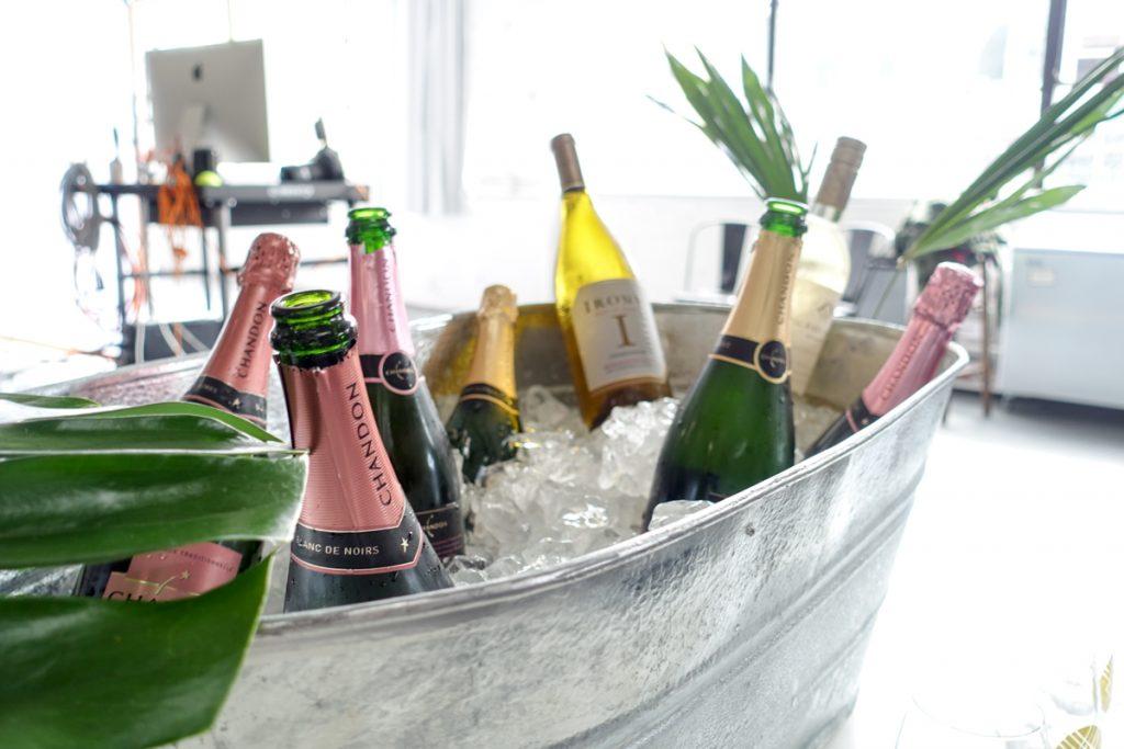 Champagne and rose at Stitch Fix