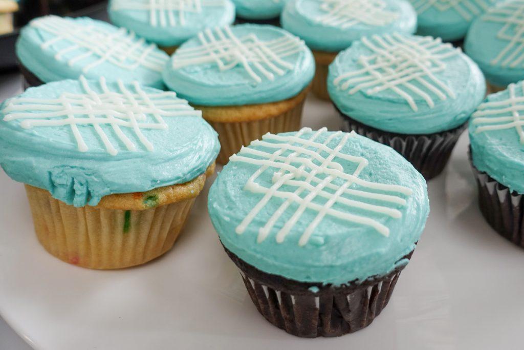 Stitch Fix cupcakes