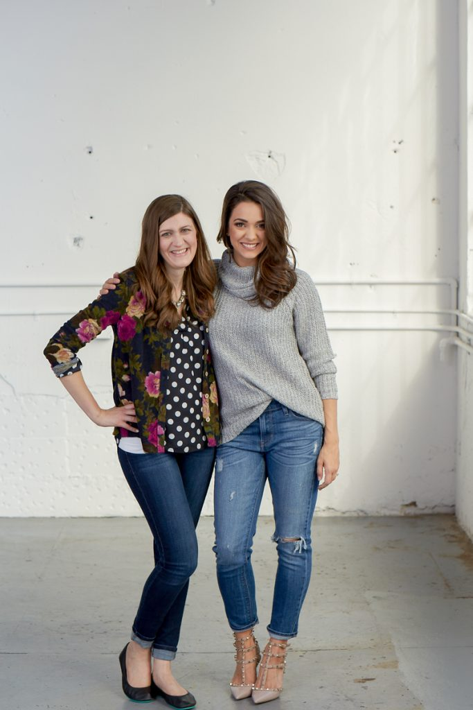 Stitch Fix fall photo shoot