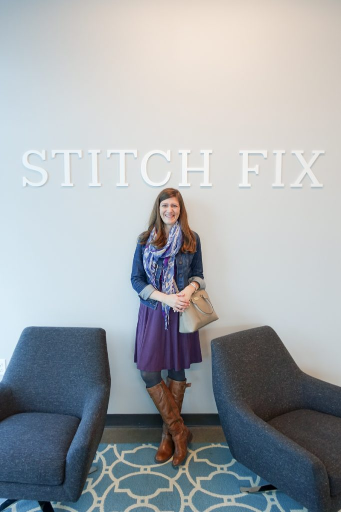 A trip to visit Stitch Fix Headquarters