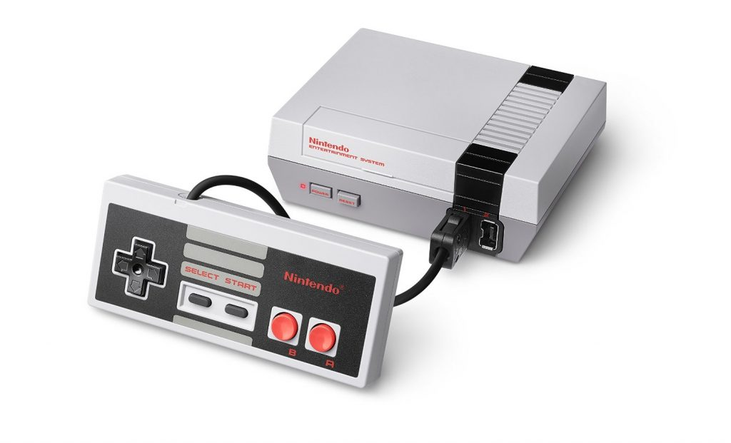 Gift Guide for Men - NES Classic