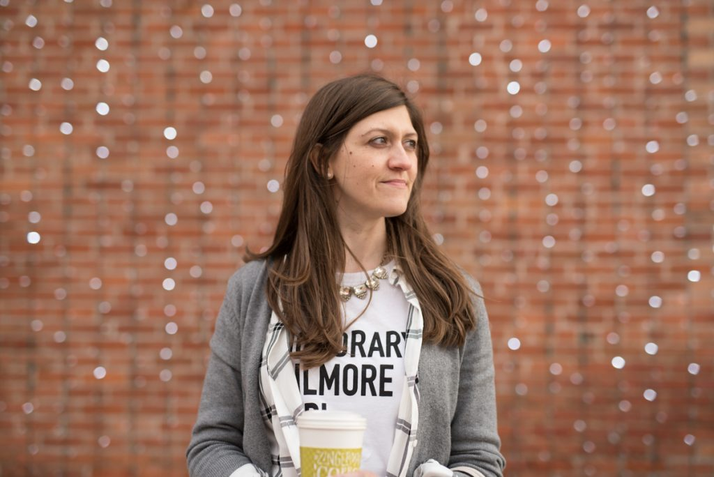 Honorary Gilmore Girls t-shirt and dozens of other Gilmore Girls Gift Ideas