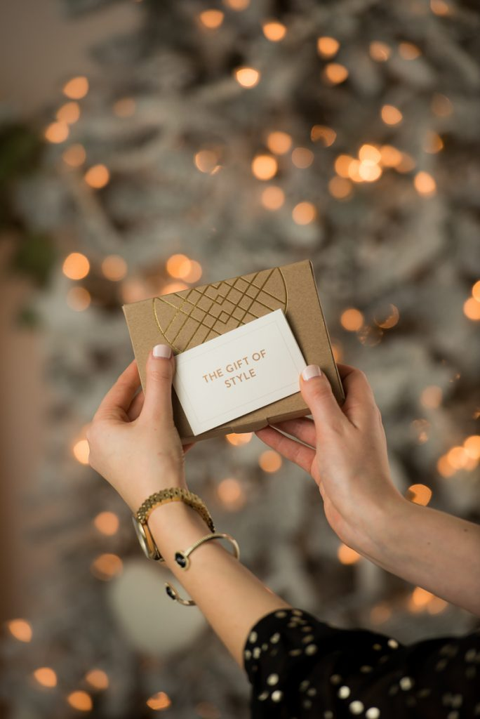 CHRISTMAS WISH LIST! I would love to find a Stitch Fix gift card in my stocking this year!