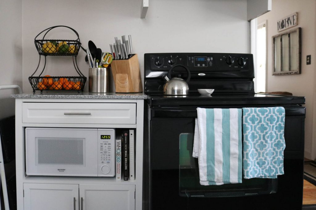 Crazy Together blog 2016 home tour - kitchen