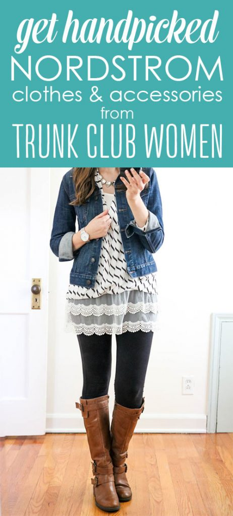 Get Handpicked Nordstrom clothes and accessories from Trunk Club Women