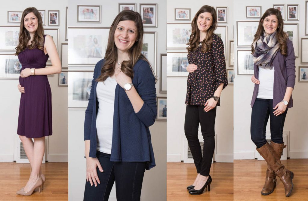 My First Stitch Fix Maternity Review And It was Wonderful ...