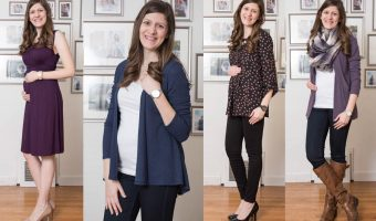 My First Stitch Fix Maternity Review</br> And It was Wonderful! (#45)