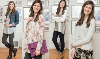 All-New Stitch Fix Maternity Review (#46)