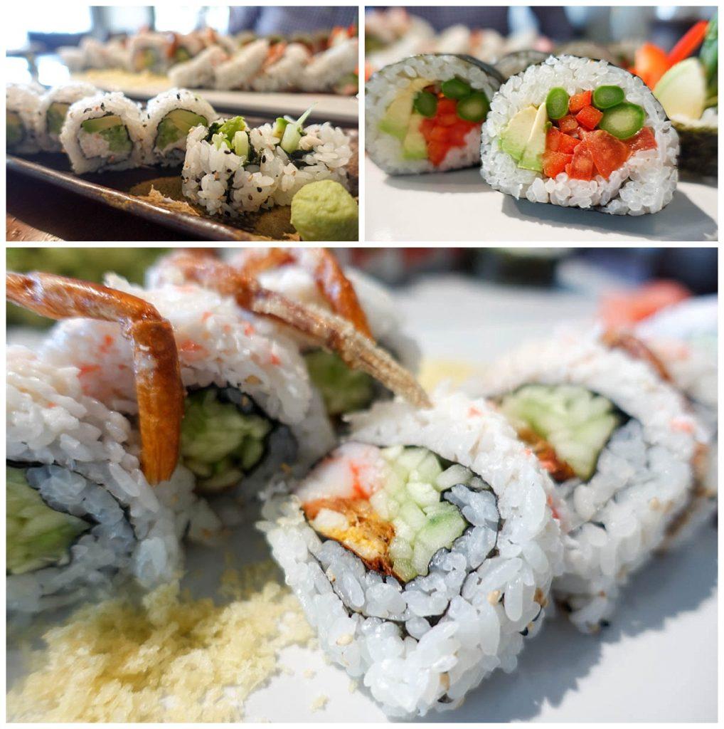 Crazy Together - Maru Sushi in Grand Rapids