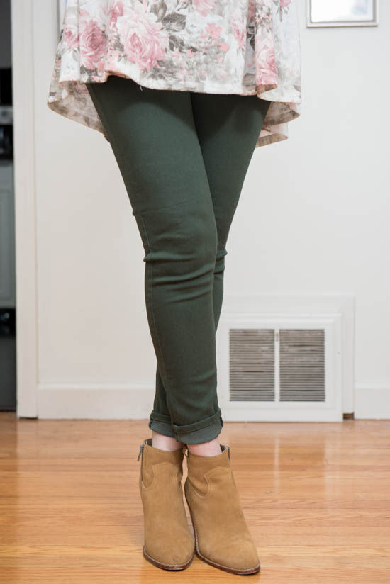 Adorra Maternity Skinny Jean from Just Black - Stitch Fix - Stitch Fix Clothes - Stitch Fix Maternity - Stitch Fix style | Crazy Together lifestyle blog