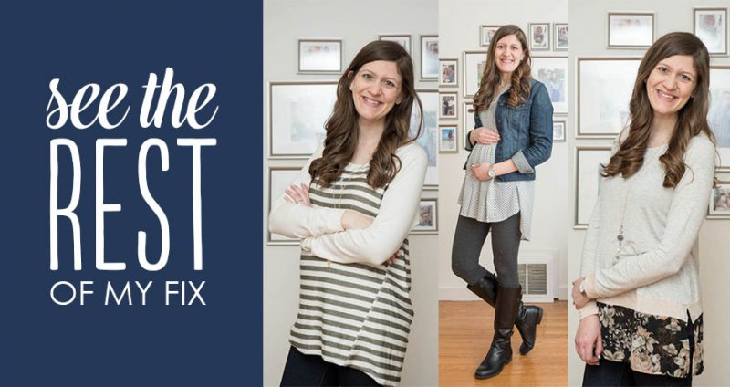 maternity Stitch Fix review