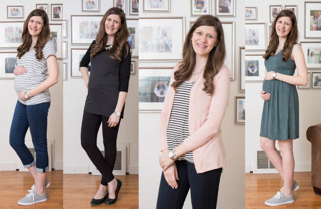 My April Stitch Fix Review Maternity Style 47